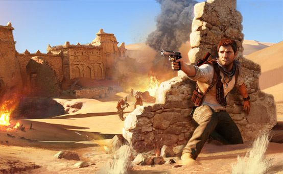 Naughty Dog Talks UNCHARTED 3 Multiplayer Free-to-Play