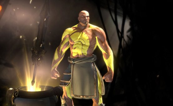 God of War: Ascension Update 1.03 Deploys Today