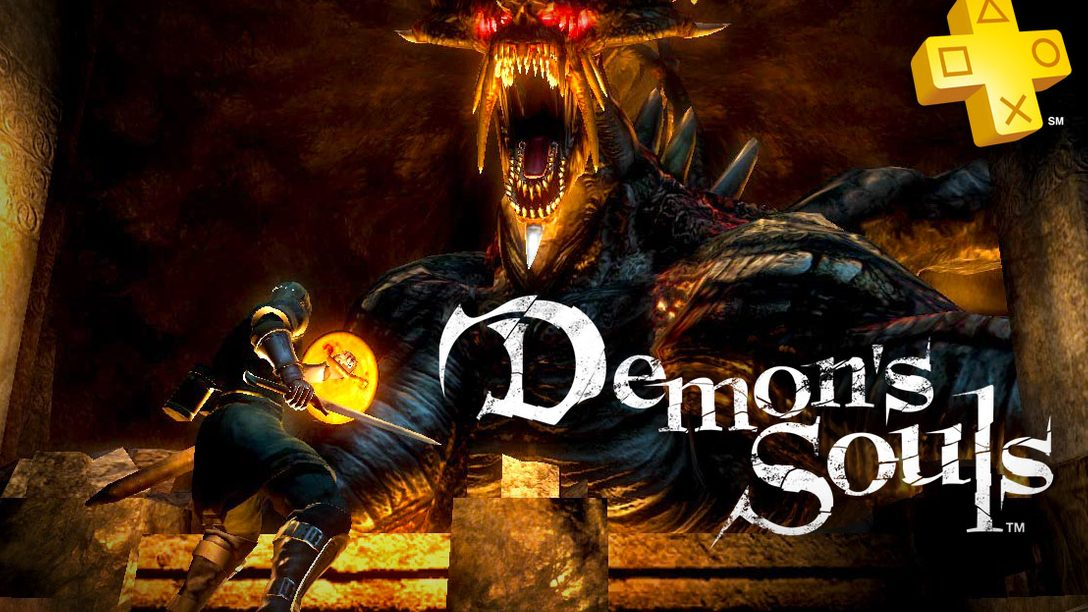 PlayStation Plus April Update: Demon's Souls Free for Members