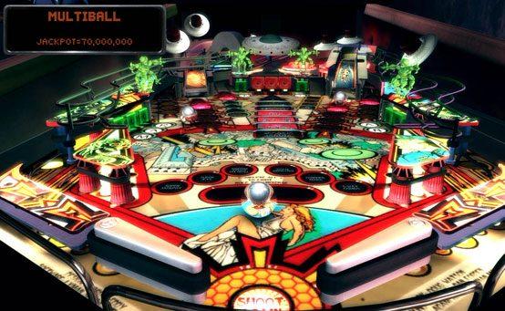 The Pinball Arcade: Star Trek TNG, Genie, Attack From Mars, PS4 Plans
