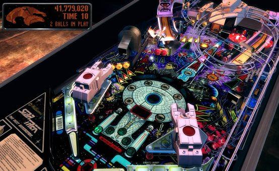 Star Trek: The Next Generation Warps to The Pinball Arcade