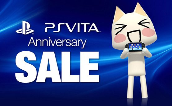 More PS Vita Anniversary Deals This Week, Including New Free Games