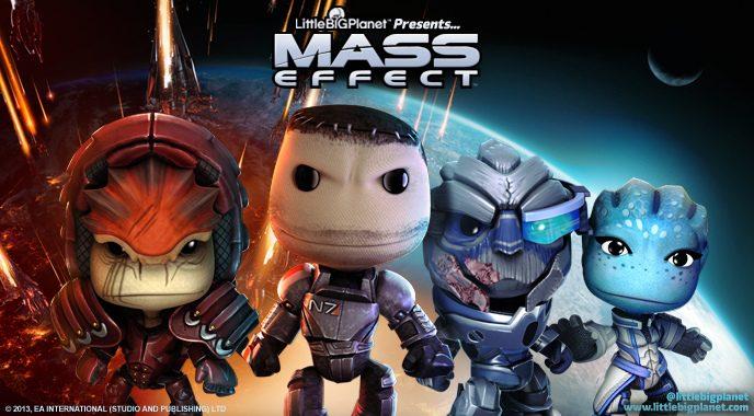 LittleBigPlanet Update: Mass Effect DLC Coming This Week