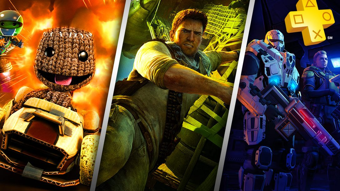 PlayStation Plus: 3 New Fixtures in the Instant Game Collection