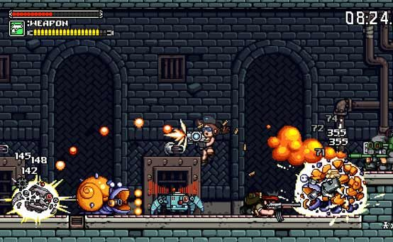 Mercenary Kings On The Move To PS4