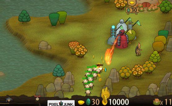 PixelJunk Monsters: Ultimate HD on PS Vita July 30th