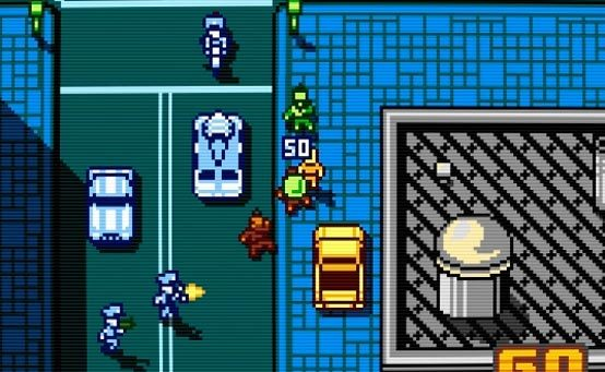 Retro City Rampage Update Adds RETRO+ Mode & Prototype Version