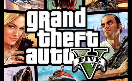 Grand Theft Auto V Update