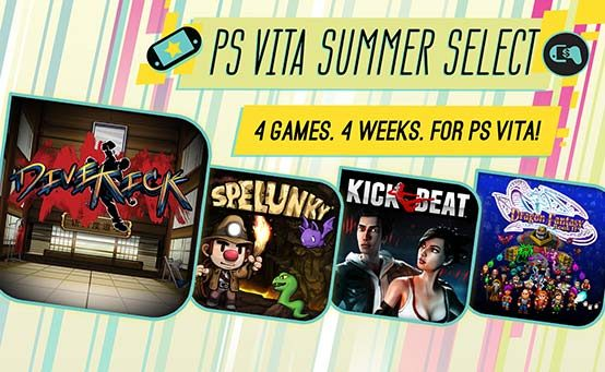 PS Vita Summer Select: Four New Indies Get PS Plus Discounts