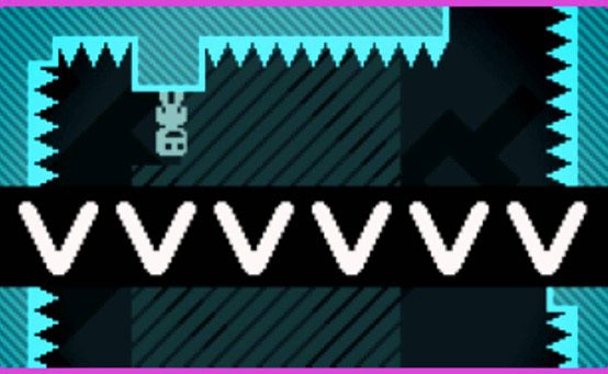 VVVVVV Coming to PS Vita