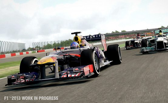 F1 2013 – F1 Classics Line-up Revealed, Developer Q&A