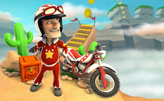 Joe Danger, Joe Danger 2 Coming to PS Vita in 2014