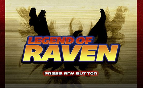 Legend of Raven for PS Vita Detailed