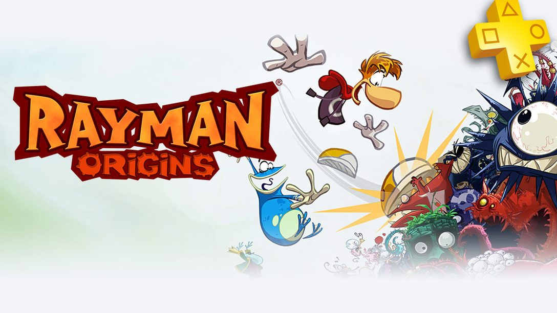 PlayStation Plus: Rayman Origins Free for Members
