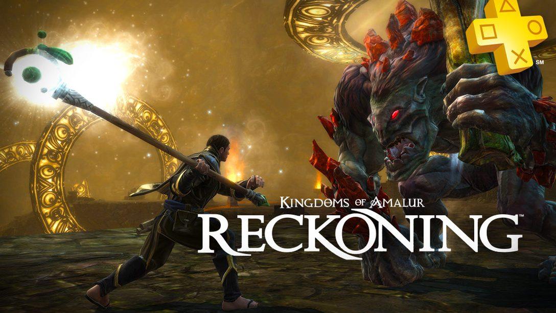 PS Plus: Kingdoms of Amalur: Reckoning Free for Members
