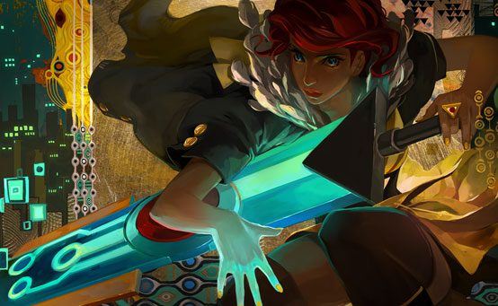Hands-on with Transistor on PS4