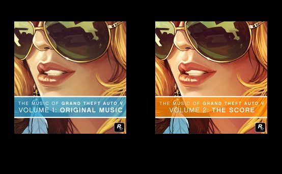 The Music of Grand Theft Auto V on Music Unlimited