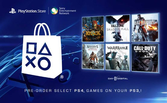 Pre-order PS4's Biggest Games Today