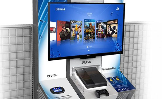 Play PS4 at Select Retailers Starting Today