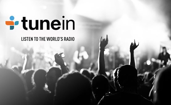 Listen to the World's Radio with TuneIn for PS3 and PS Vita