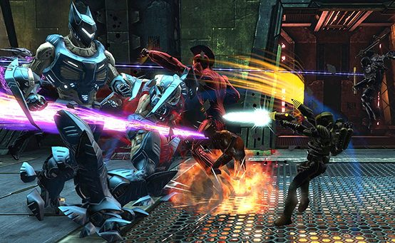 DC Universe Online on PS4: Your Questions Answered