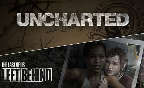 Uncharted on PS4, The Last of Us: Left Behind DLC Revealed