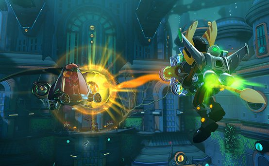 Ratchet & Clank: Into the Nexus Out Today