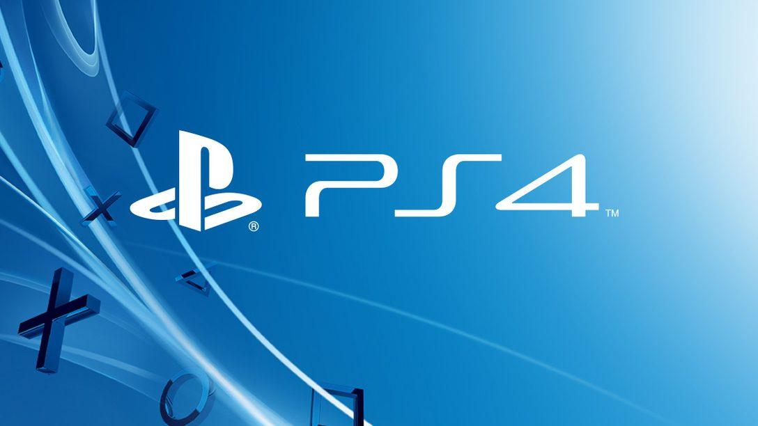 PS4 Global Sales Update