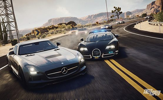 Need for Speed Rivals Coming to PS4 on November 15th