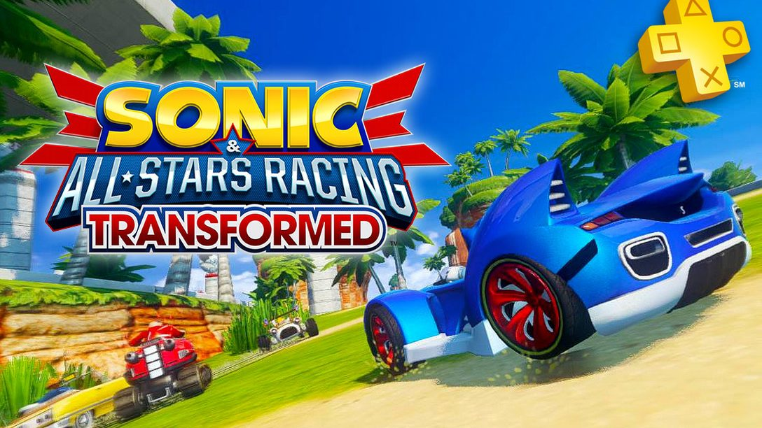 PS Plus: Sonic & All-Stars Racing Transformed Free on Vita for Members