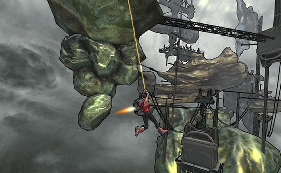 Energy Hook Coming to PS4, PS Vita in 2014