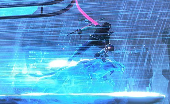 Hands-on with Strider on PS4