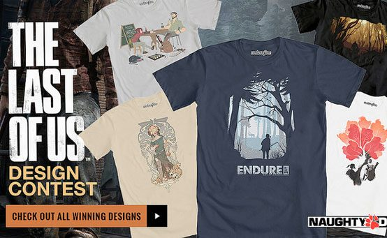 The Last of Us Design Contest Winners Revealed