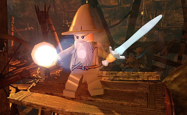 LEGO The Hobbit PS3 Bundle Heads to North America This Spring