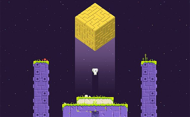 FEZ Turns Heads on PS4, PS3, Vita March 25th