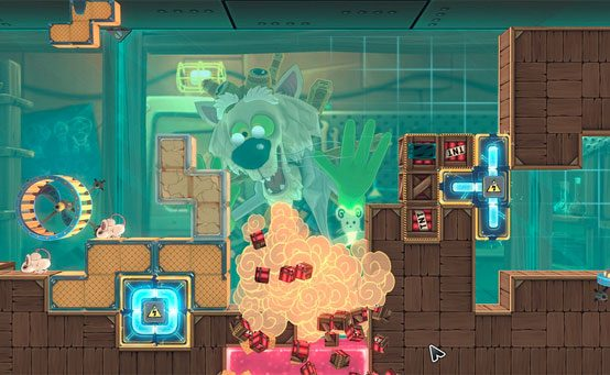 MouseCraft Brings Cheese-Based Puzzling to PS Vita