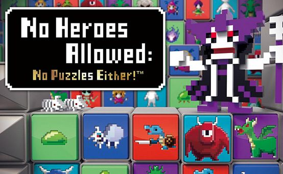No Heroes Allowed: No Puzzles Either! Coming Soon to PS Vita
