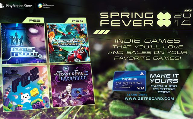 Spring Fever 2014: Discounts on TowerFall, Fez, and More