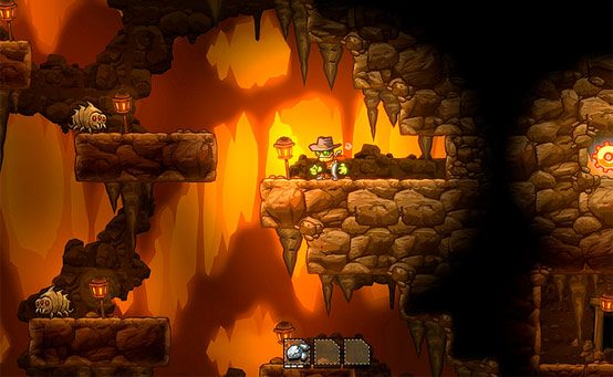 SteamWorld Dig Coming to PS4, PS Vita in 2014
