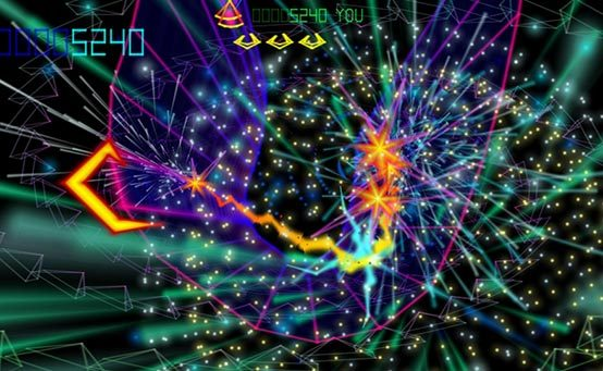TxK Out Today: The History, Development, and Gameplay of Llamasoft's Latest