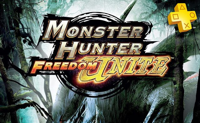 PlayStation Plus: Monster Hunter Freedom Unite for Members