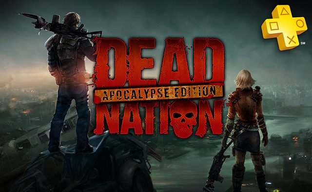 PlayStation Plus: Dead Nation: Apocalypse Edition & Tomb Raider Free for Members