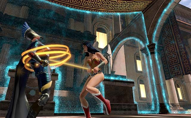 New DC Universe Online DLC: Amazon Fury Part I