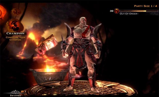 Celebrate God of War: Ascension's Anniversary with New Gifts