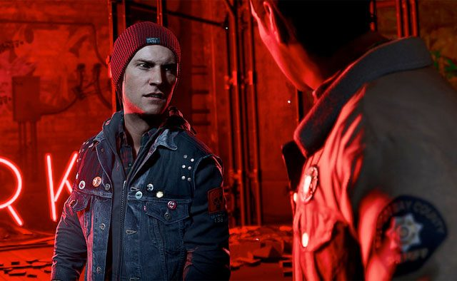 inFAMOUS Second Son on PS4 Today, Bonus Content Now Available