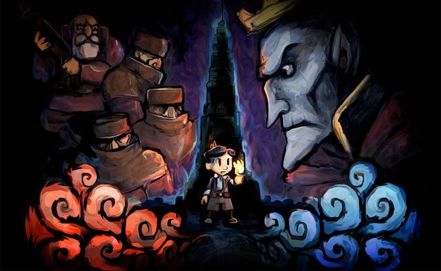 Teslagrad on PS3 and PS Vita: The Secrets of Magnetism