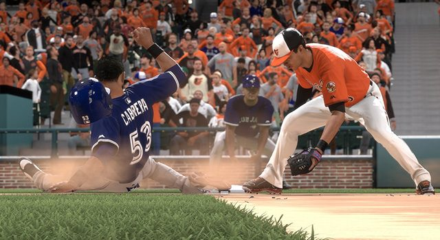 Hands-on with MLB 14 The Show on PS4