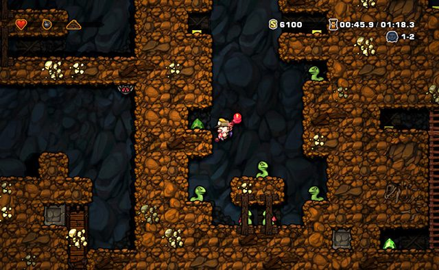 Spelunky Coming to PS4