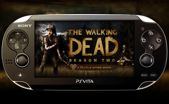The Walking Dead: Season Two Coming to PS Vita Tuesday