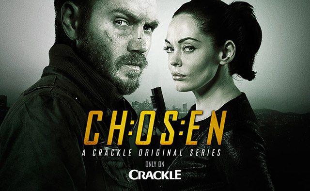 Chosen,  Crackle, product placement, entertainment marketing, svod platform